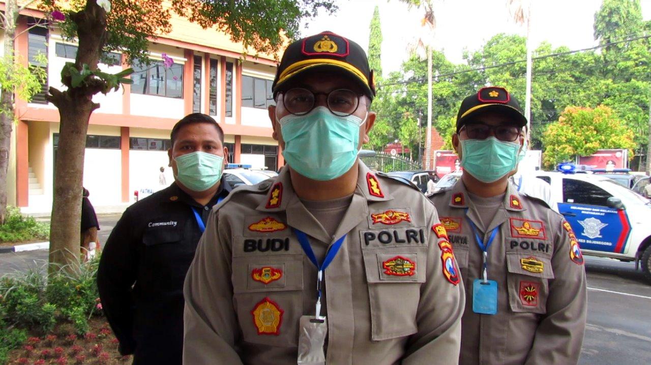 Ini yang Dilakukan Polisi di Bojonegoro, Mencegah Tindak Kejahatan Di Tengah Pandemi CoviCovid-19