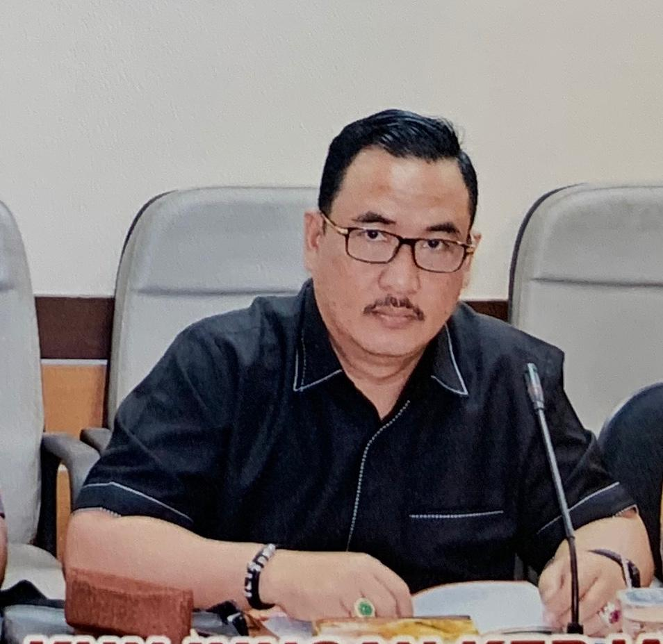 Ketua Fraksi Demokrat DPRD Kampar Meminta Penegak Hukum Usut Proyek Pengasapalan Jalan Rp 85 M