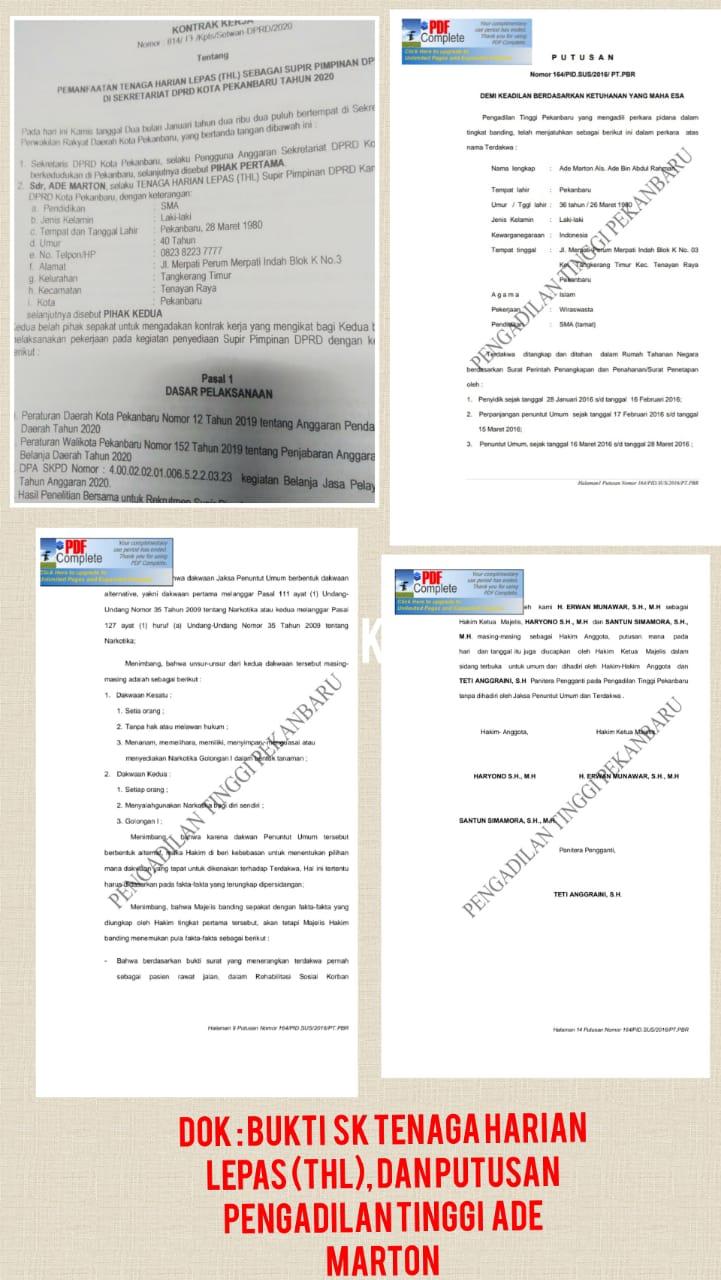 DPW PWOIN Riau Minta Tegakkan Undang-Undang Pers, dan Usut Tuntas Pelaku serta Otak Pelaku Pengusiran Wartawan