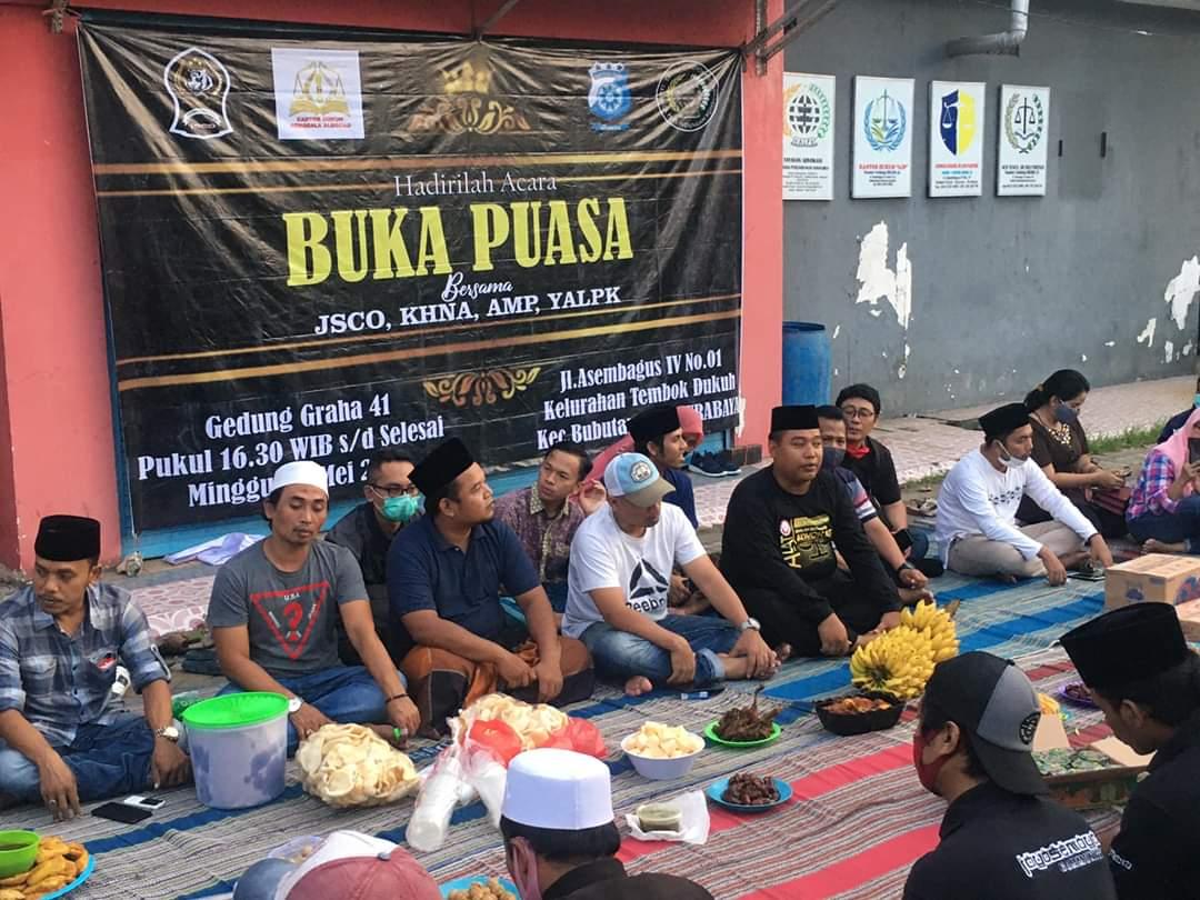 Bukabersama di Adakan oleh KHNA Bertujuan Menjalin Tali Silaturahmi Sekaligus Memupuk Agar Semakin Solid