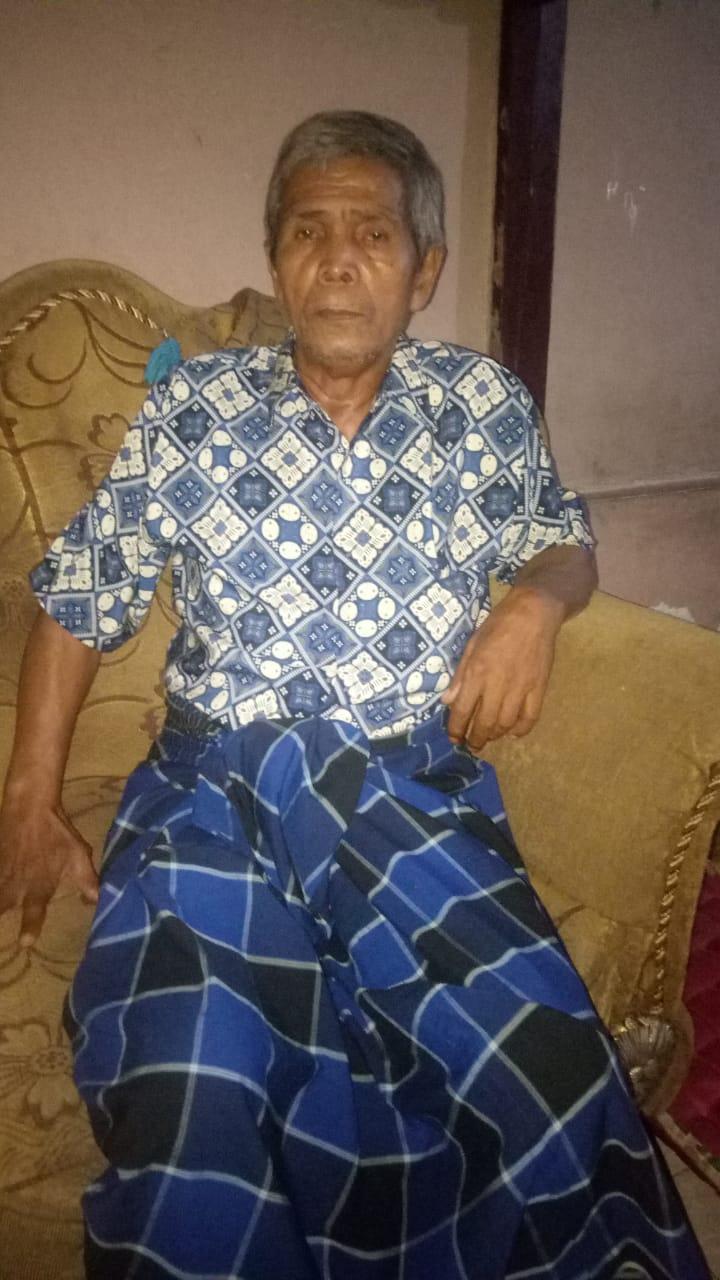 Nasib Miris Di Alami Seorang Bapak Yang Tidak Dapat Bantuan PKH Maupun BPNT dan BST ataupun BLT di Desa Siabu