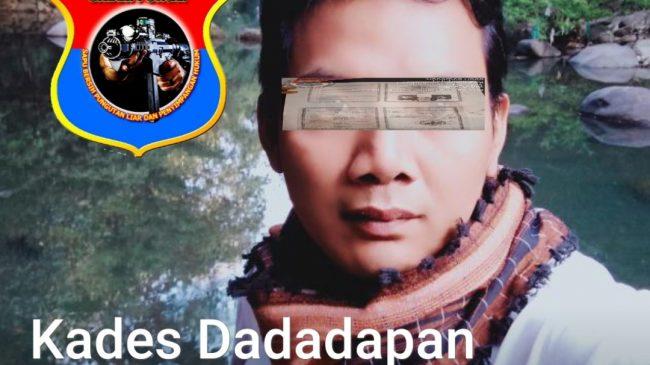 Diduga Palsukan Dokumen Negara YL Kades Dadapan, Kecamatan Ngronggot Terancam di Polisikan.