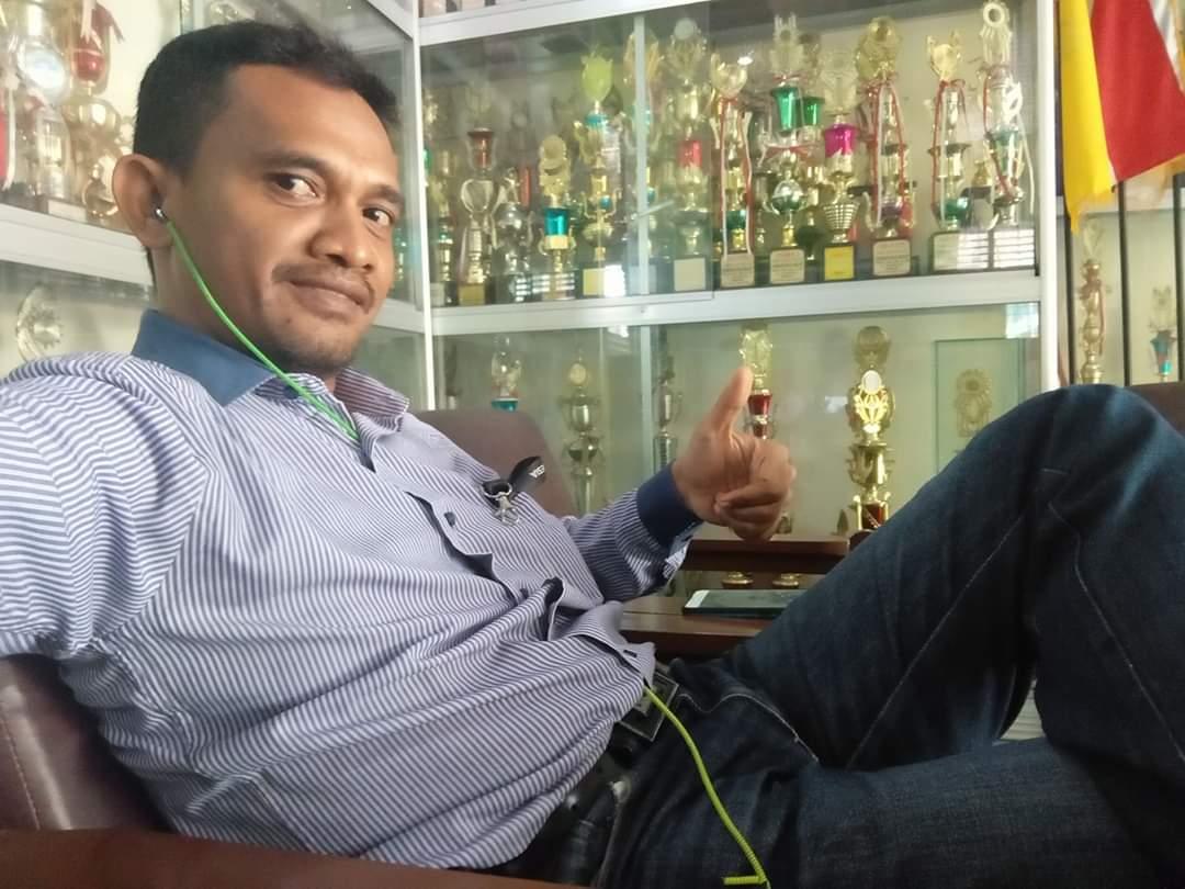 Ismail Sarlata Menyatakan Resmi Mengundurkan Diri dari DPW LSM LIRA Riau