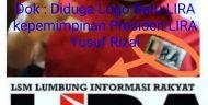 HM Jusuf Rizal Akui LSM LIRA INDONESIA, Bagaimana dengan Kemenkumham ???