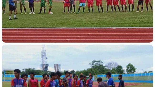 Persiapkan BFA di Kejuaraan Anniversary Pelita Jaya di Stadion Sawangan Depok