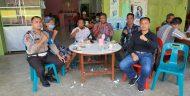 Tindak lanjuti keresahan masyarakat polres labuhanbatu grebek kampung narkoba Sei berombang