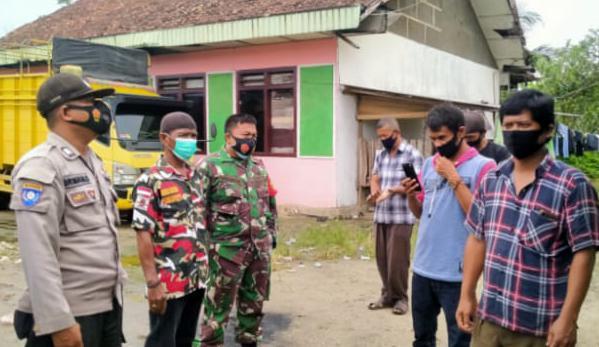 Poskamling KTM Modern Desa Kace Timur Resmi Dibuka