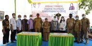 Penyerahan Program Kotaku Th 2020 Di Jombang
